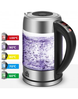 Temperature Controlled Electric Kettle